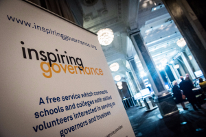 Launch of Inspiring Governance