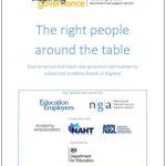 New recruitment guide 'The right people around the table' published post image
